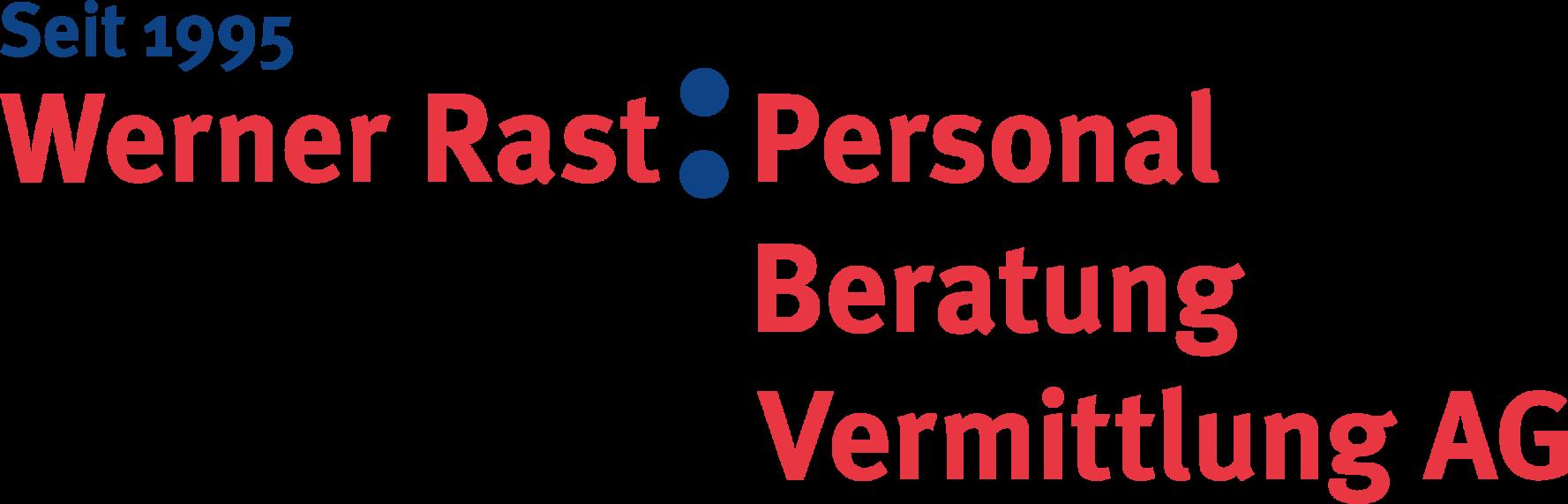 Werner Rast : Personal Beratung Vermittlung AG - Seit 1995