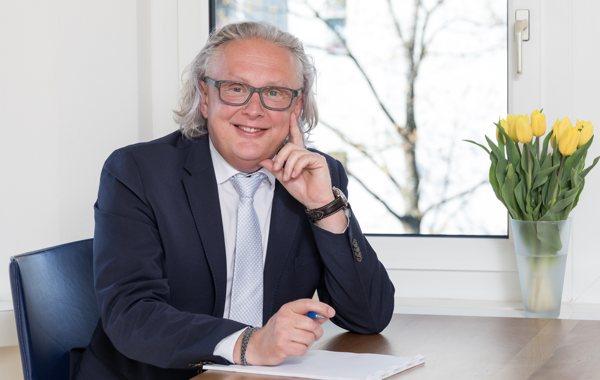 Portrait von Werner Rast